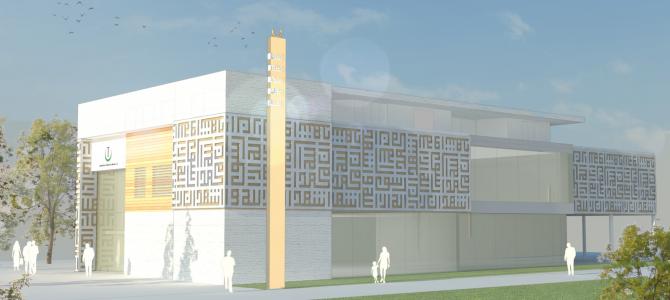 Projekti i xhamisë së re
